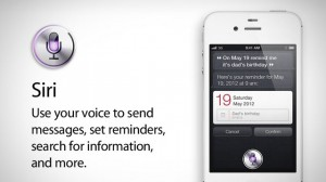 Siri - Use your voice to send messages, set reminders, search for information, and more.