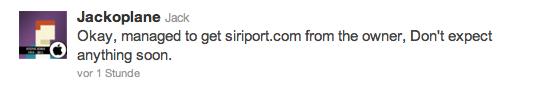 Jackoplane siriport.com